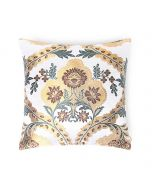 Baroque Basil Gold Rust 20X20 Gyasar Cushion Cover