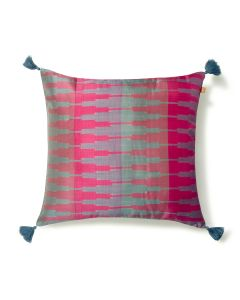 Mozambique Earthy Red Cushion Cover
